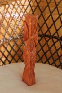 Humeurs - Padouk d'Afrique (Pterocarpus soyauxii) (bois de Santal) - Moods
