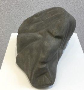 Masque gris