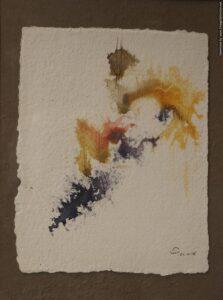 Comment nait la couleur. Pour Clément. How is color born.